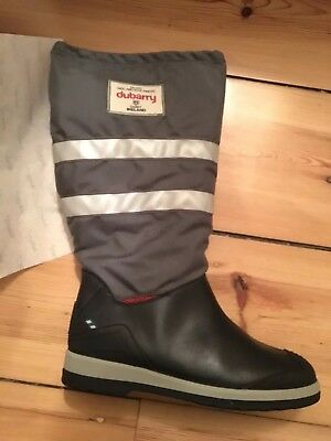 Dubarry Crosshaven Segel EU 46 navy New NEU Segelstiefel Segelboots Goretex