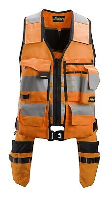 Snickers 4230 AllroundWork  High-Vis Tool vest CL1 BNWT Free Delivery