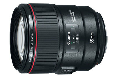 Canon EF 85mm F1.4L IS USM Lens USA Warranty Canon USA Auth.Dealer