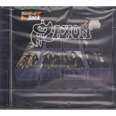 Saxon CD Masters Of Rock / EMI Sigillato 0724353469528
