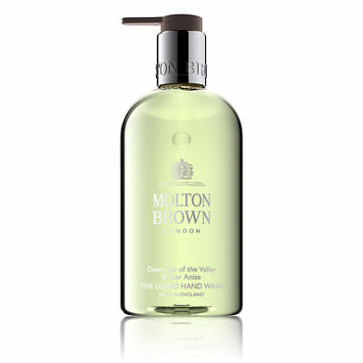 Molton Brown Fine Liquid Hand Wash - Dewy Lily of the Valley & Star Anise 300ml