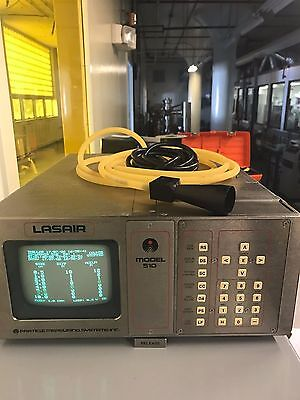 Lasair model 510 Particle Measuring System