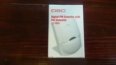 DSC LC-100PL Digital PIR Detector With Pet Immunity Motion Detector