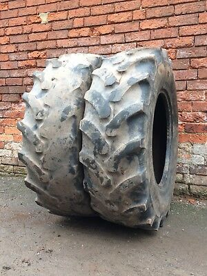 Firestone Radial All Traction 6000 380/85 R24 (14.9 R24) Tractor Tyres