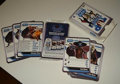 Star Wars Top Trumps Clone Wars Kartenspiel - Revell Version