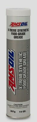 Amsoil - X-Treme Synthetic Food Grade Grease - 14oz. tube - 3 Options to Save $