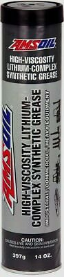 Amsoil - High-Viscosity Lithium-Complex Synthetic Grease 1 - 14oz. tube