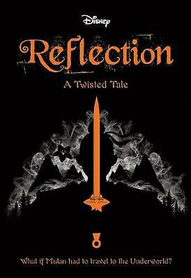 Disney: A Twisted Tale: Reflection by Elizabeth Lim Paperback Book Free Shipping
