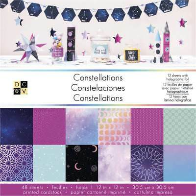 NEW Die Cuts With A View Constellation Paper Pad By Spotlight