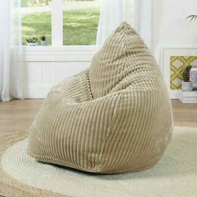NEW Living Space Chunky Cord Bean Bag Cover By Spotlight