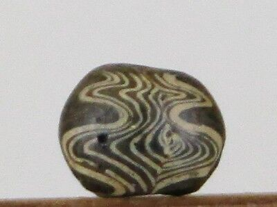 Ancient  Byzantine/Islamic glass Mirror bead