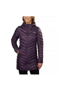 7fe74bc06 NWT WOMENS BLUE The North Face TNF Trevail Winter Down Jacket Size ...