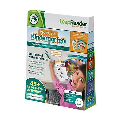 LeapFrog LeapReader Read and Write Activity Ages 4+ Toy Education School Kindy