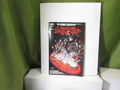 Amazing Spider-Man #797 1St Print Red Goblin Sold Out Go Down Swinging  Vf-Nm