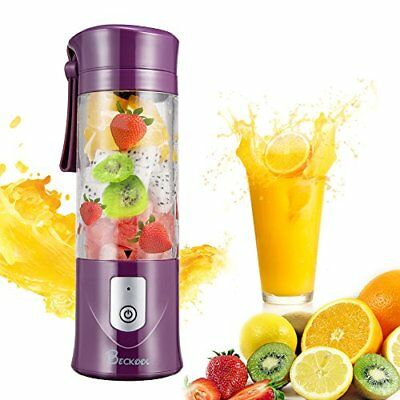 Blender,Easy To Carry-Easy To Clean,Extreme Powerful,6 Pcs Blades