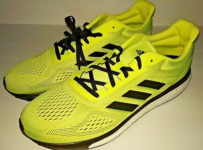 4fc4dd64109890 Mens Adidas Sonic Drive Boost Shoes BB2962 Running Yellow Black 10-13  Sneakers