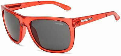 0f8c34cddc Arnette Fire Drill 2036 87 Transparent Red W. Grey Lenses AN4143-01 Brand