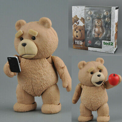 New Box Movie #006 TED 2 Teddy Bear Action Figure Collectible Model Toy Hot Gift