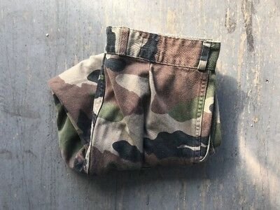 Vintage French Military Camo Pants