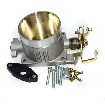 NEW 75mm Throttle Body For Ford Mustang GT 4.6L 2V V8 1996-2004