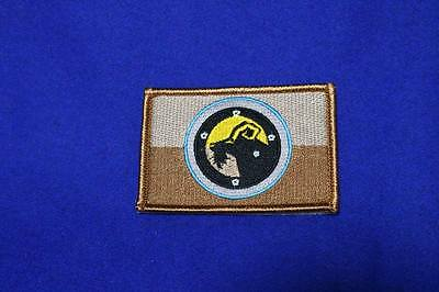Australian FCU-6 Afghanistan Unit patch in tan