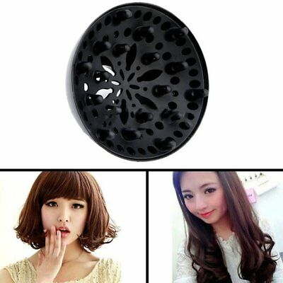 Pro Hair Dryer Hairdressing Blower Diffuser Cover Shade Casing Supply Tool