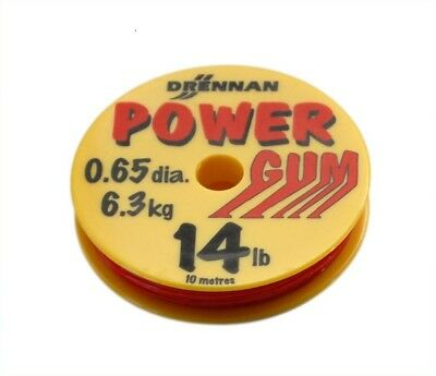 Drennan POWER GUM RED - rot