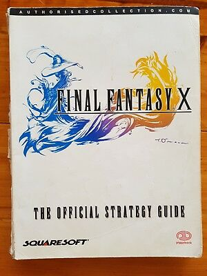 Final Fantasy X the official strategy guide