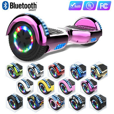 "6,5"" Bluetooth Elektro Scooter Smart Wheel Hoverboard Self E-Balancing Scooter"
