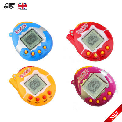 Connection Virtual Cyber Pet Retro Toy 90s Nostalgic Novelty 49 in 1 TAMAGOTCHI