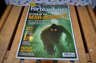 Fortean Times Magazine Issue July 2009 FT251 Supernatural Unexplained Strange