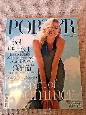 PORTER Magazine Summer Escape 2016 Sienna Miller Issue 15 NEW