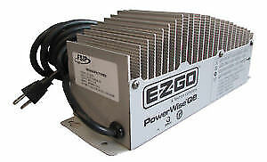 *NOT WORKING* E-Z-GO EZGO OEM 48V,48 volt GOLF CART POWERWISE CHARGER, TXT/RXV