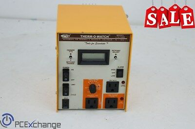 Glass-Col I2R Therm-O-Watch Model L14-1800 Variable Output Voltage Controller
