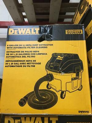 DeWalt DWV010     8 Gallon HEPA Dust Extractor NEW IN BOX