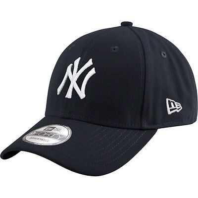 New York Yankees Officially licenced MLB New Era 9FORTY Adjustable Cap ecec2c0bc3f0