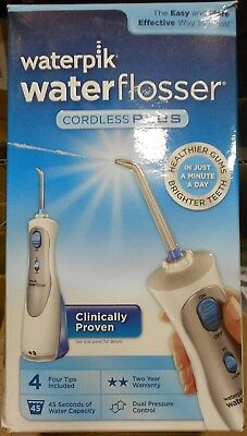 Waterpik WP-450 Waterflosser Cordless Plus DEMO DISPLAY BEST DEAL EVER!