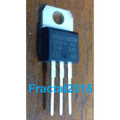 1Pcs Btb12-600Bwrg Btb12-600Bw To-220