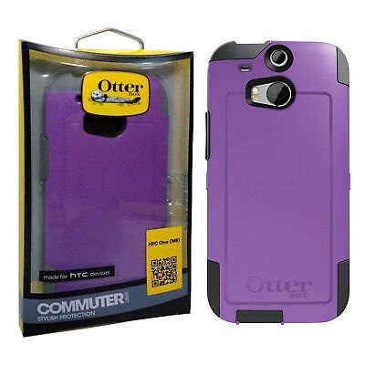 OtterBox Commuter Series Dual Layer Protection - For HTC One M8 - Lot Of 10