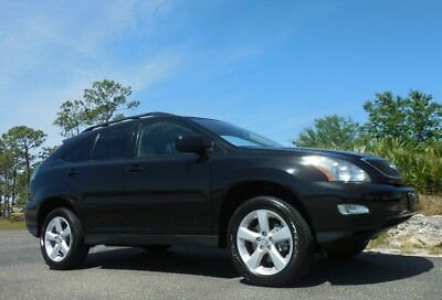 2004 Lexus RX 330 CARFAX CERTIFIED BLACK/TAN BEAUTY~NO ACCIDENTS AWD 4x4 SPORT SUV~GREAT REPUTATION~ULTRA RELIABLE~ALL SET TO GO~NICE~05 06 07