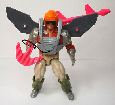 MOTU Masters of the Universe - New Adventures Missile Armor Flipshot komplett