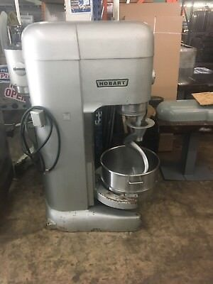 Hobart M-802 80 Quart Mixer w/ Bowl and Hook (used)