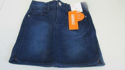 GYMBOREE Play By Heart Blue Jean Denim Skirt Size 5 6 7 8 10   NEW