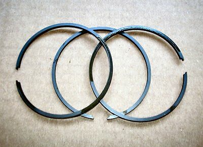 "Bsa Bantam D5/d7 Piston Rings (Set Of 3) O/s +040""- Best Quality Now Available!"