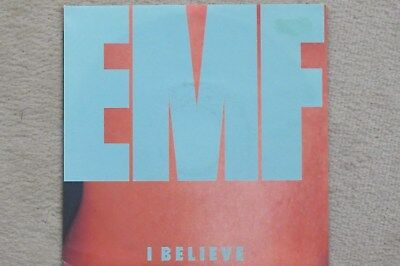 EMF - I BELIEVE - Single