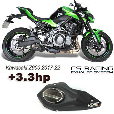 Bmw S1000rr 15 16 Exhaust Muffler No Headers Cs Racing Taylor Made Style 163 611 62 Picclick Uk