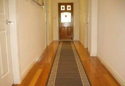 Hallway Runner Hall Runner Rug Modern Grey 8 Metres Long We Can Cut To Size 7580