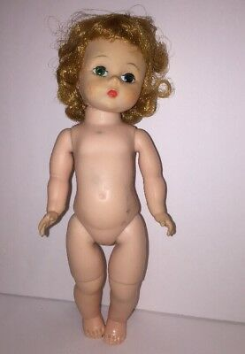 Vintage Madame Alexander Alex Wendy Kins Bent Knee Doll