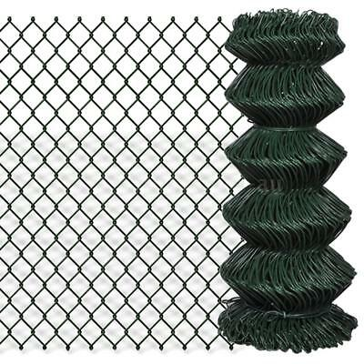 chain fence 0.8 x 15 m Green T0A3