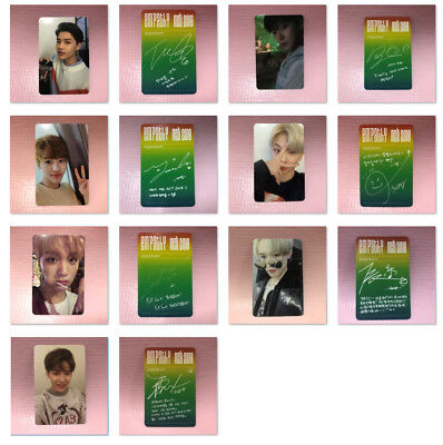 NCT OFFICIAL PHOTOCARD 1st Album NCT 2018 EMPATHY Dream Ver  Photo Card  SELECT